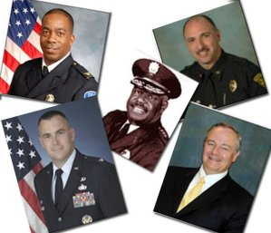 Columbia Police Chief Finalists (Photo credit:  thestate.com)