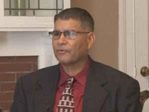 Former Police Captain Dave Navarro with allegations of corruption (photo credit:  wltx.com)