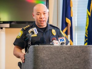 Acting Police Chief Ruben Santiago (photo credit:  thestate.com)